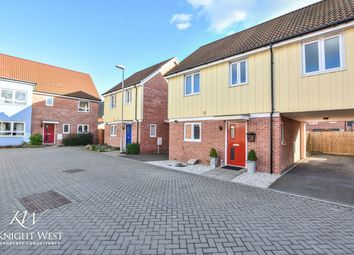3 bed link-detached house for sale in Redwing Close, Stanway, Colchester CO3