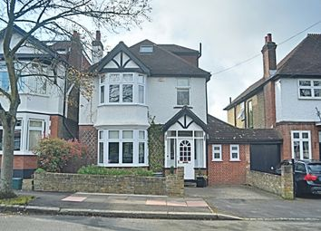 Thumbnail 4 bed detached house for sale in Blenheim Road, Bickley, Kent