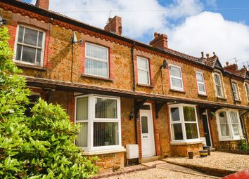 Thumbnail 2 bed terraced house for sale in Station Road, Ilminster