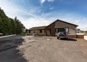 Thumbnail 6 bed detached bungalow for sale in Garvock Crossroads, Laurencekirk
