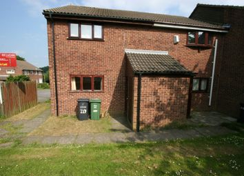 Thumbnail 1 bed flat to rent in Fairway Road South, Shepshed