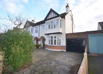 Thumbnail 4 bed property to rent in Beech Avenue, Upminster
