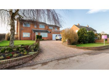 Thumbnail 6 bed detached house for sale in The Drumble, Market Drayton