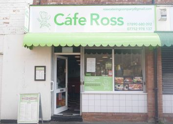 Thumbnail Restaurant/cafe for sale in Cafe Ross, 5 Queen Street, South Shields