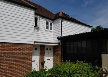 Thumbnail 2 bedroom semi-detached house for sale in East Street, Tonbridge, Kent, Uk