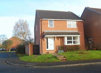 Thumbnail 3 bed detached house for sale in Rowans Way, Northallerton