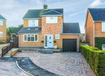 Thumbnail 3 bed detached house for sale in Oak Way, Frisby On The Wreake, Melton Mowbray