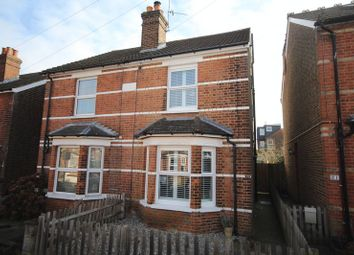 Thumbnail 4 bed semi-detached house for sale in Chichester Road, Tonbridge