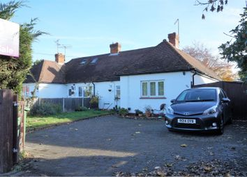 Thumbnail 4 bed semi-detached bungalow for sale in Fernhill Road, Farnborough