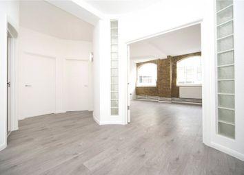 Thumbnail 3 bedroom flat to rent in Tyssen Street, Hackney
