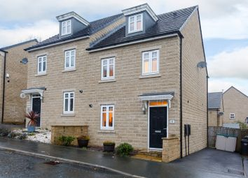 Thumbnail 3 bed semi-detached house for sale in Fountain Head Road, Halifax
