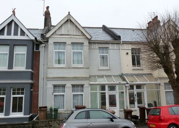 Thumbnail 7 bed terraced house for sale in College Avenue, Mannamead, Plymouth, Devon