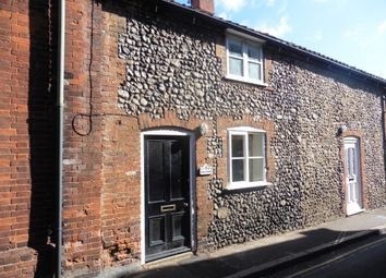 Thumbnail 1 bedroom cottage to rent in Swan Street, Fakenham