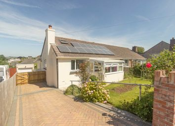 Thumbnail 4 bed semi-detached house for sale in Dunstone Close, Plymstock