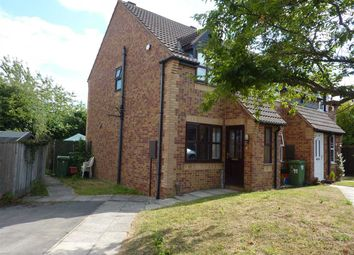 Thumbnail 2 bed end terrace house for sale in Foxglove Gardens, Grimsby