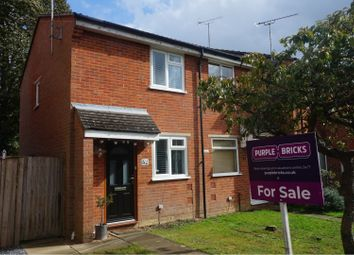 Thumbnail 2 bed end terrace house for sale in Stoneybrook, Horsham