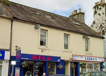 Thumbnail 2 bed flat for sale in Victoria Street, Newton Stewart