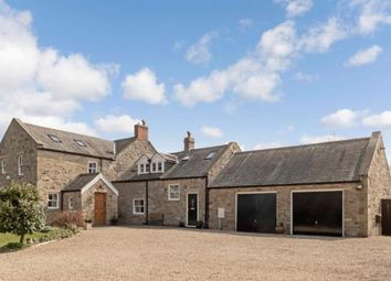 Thumbnail 5 bed detached house for sale in Berwick Hill, Ponteland, Newcastle, Northumberland