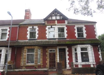 Thumbnail 3 bed terraced house for sale in Turberville Place, Canton, Cardiff