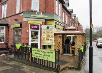 Thumbnail Restaurant/cafe for sale in 149 Victoria Road, Leeds