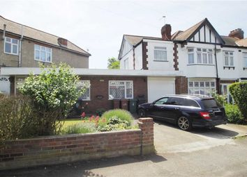 Thumbnail 3 bedroom end terrace house for sale in Lambourne Gardens, London