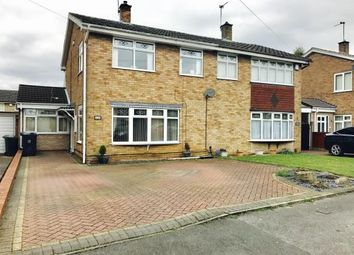 Thumbnail 4 bedroom semi-detached house for sale in Treetops Drive, Willenhall, West Midlands