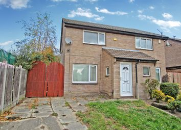 Thumbnail 2 bed semi-detached house for sale in Stockdale Close, Arnold, Nottingham