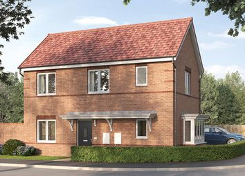 """Thumbnail 3 bed detached house for sale in """"The Greybridge"""" at Chilton, Ferryhill"""