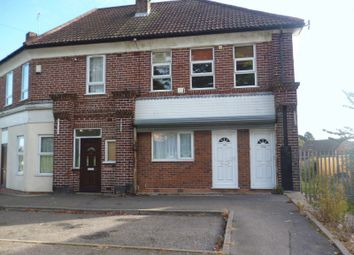 Thumbnail 1 bed flat to rent in Fitzroy Road, Northfield, Birmingham