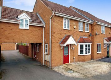 Thumbnail 4 bed semi-detached house for sale in Jubilee Way, Crowland, Peterborough