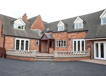 Thumbnail 6 bed detached house to rent in Chesterfield Road, Lichfield