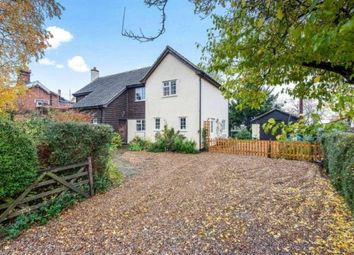 Thumbnail 4 bed detached house for sale in Ashwellthorpe, Norwich, Norfolk