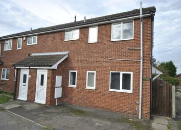 Thumbnail 2 bedroom flat to rent in Yew Tree Crescent, Rossington, Doncaster