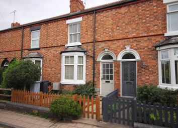 Thumbnail 2 bed terraced house to rent in Marsh Lane, Nantwich
