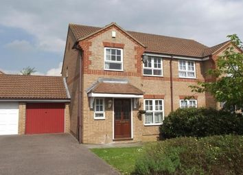 Thumbnail 3 bed property to rent in Wardle Place, Oldbrook, Milton Keynes