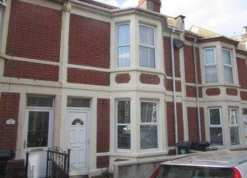 Thumbnail 2 bed terraced house to rent in Pearl Street, Bristol