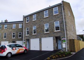Thumbnail 3 bed town house to rent in Shuttle Close, Mossley
