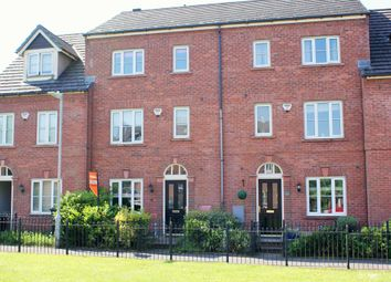 Thumbnail 4 bedroom town house for sale in Hallbridge Gardens, Bolton