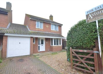 3 bed link-detached house for sale in Peerley Road, East Wittering, Chichester PO20
