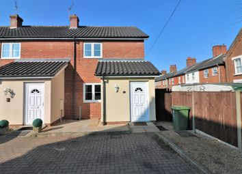 Thumbnail 2 bedroom end terrace house for sale in Stammers Yard, Dereham
