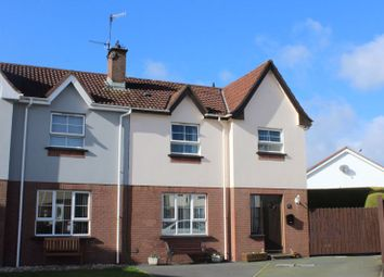 Thumbnail 3 bed semi-detached house for sale in Lisdarragh, Newry
