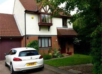 Thumbnail 4 bed detached house to rent in Luccombe, Furzton, Milton Keynes, Buckinghamshire