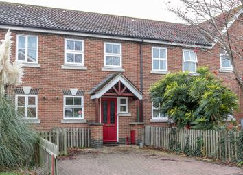 Thumbnail 2 bed terraced house to rent in Swarbourne Close, Ladygrove, Didcot
