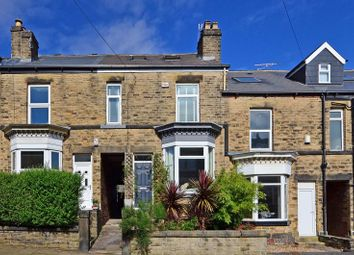 Thumbnail 4 bed terraced house for sale in Melbourn Road, Crookes, Sheffield