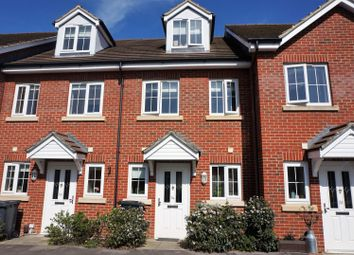 Thumbnail 3 bed town house for sale in Hindmarch Crescent, Southampton