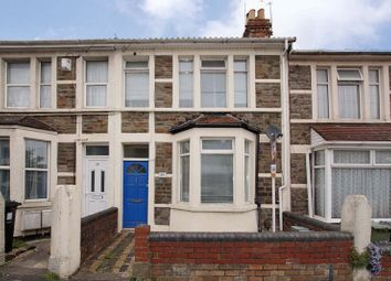 Thumbnail 2 bed terraced house to rent in Kimberley Road, Bristol
