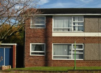 Thumbnail 1 bed flat for sale in Lesbury Avenue, Choppington