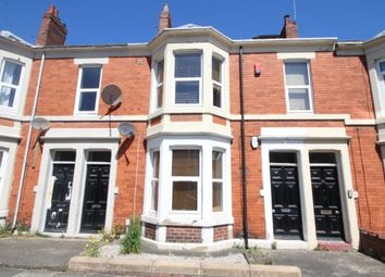 Thumbnail 3 bed terraced house to rent in Coniston Avenue, Jesmond, Newcastle Upon Tyne
