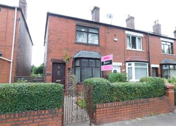 Thumbnail 3 bed end terrace house to rent in Bury Road, Radcliffe, Manchester
