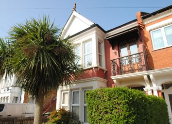 Thumbnail 3 bed flat to rent in Elderton Road, Westcliff-On-Sea